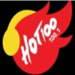 Logo da emissora Radio Hot 100 FM
