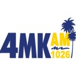 Logo da emissora Radio 4MK 1026 AM