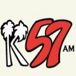 Logo da emissora Radio k57 570 AM