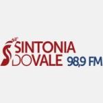 Logo da emissora Rádio Sintonia do Vale 98.9 FM