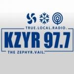 Logo da emissora KZYR 97.7 FM
