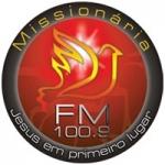 Logo da emissora R�dio Mission�ria 100.9 FM