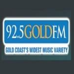 Logo da emissora Radio Gold 92.5 FM