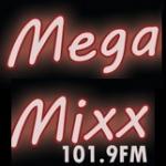 Logo da emissora Radio KTKB Mega Mixx 101.9 FM