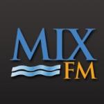 Logo da emissora Radio Mix 103.5 FM