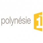 Logo da emissora Radio Polynésie 1ere 95.2 FM