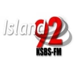 Logo da emissora Radio KSBS 92.1 FM