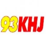 Logo da emissora Radio KKHJ 93.1 FM