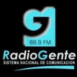 Logo da emissora Radio Gente 88.9 FM