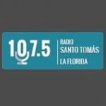 Logo da emissora Radio Santo Tomas 107.5 FM