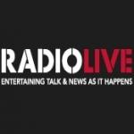 Logo da emissora Radio Live 100.6 FM