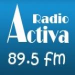 Logo da emissora Radio Activa 89.5 FM