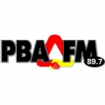 Logo da emissora Radio PBA 89.7 FM