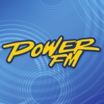 Logo da emissora Radio Power 100.3 FM