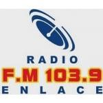 Logo da emissora Radio Enlace 103.9 FM