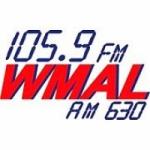 Logo da emissora Radio WMAL 105.9 FM 630 AM