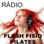 Logo da emissora Rádio Flash Fisio Pilates