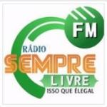 Logo da emissora Rádio Sempre Livre