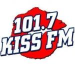 Logo da emissora Radio KIYS 101.7 FM