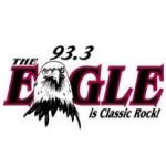 Logo da emissora Radio KAGL 93.3 FM The Eagle
