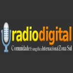 Logo da emissora Rádio Digital Zona Sul