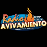 Logo da emissora Radio Avivamiento 89.7 FM