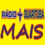 Logo da emissora Rádio Guarituba Mais