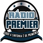 Logo da emissora Rádio Premier