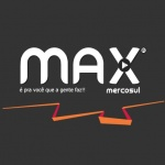 Logo da emissora Rádio Max FM