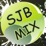 Logo da emissora Web Rádio SJB Mix