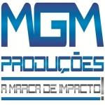 Logo da emissora Rádio MGM Produções