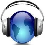Logo da emissora A Melhor R�dio do Mundo