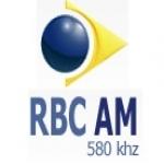 Logo da emissora R�dio RBC 580 AM