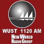 Logo da emissora Radio WUST 1120 AM
