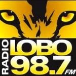 Logo da emissora Radio KLOQ 98.7 FM
