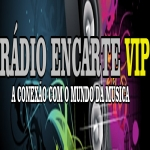 Logo da emissora Rádio Encarte VIP