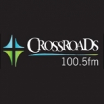 Logo da emissora Radio KEFC 100.5 FM