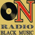 Logo da emissora On Radio Black Music