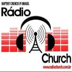 Logo da emissora Rádio Church