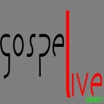 Logo da emissora Rádio Gospel Live