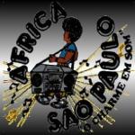 Logo da emissora R�dio �frica S�o Paulo