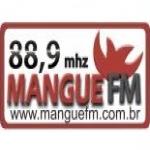 Logo da emissora Rádio Mangue 88.9 FM