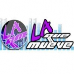 Logo da emissora La Que Mueve FM