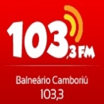 Logo da emissora R�dio 103 FM