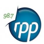 Logo da emissora Radio 3RPP 98.7 FM