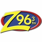 Logo da emissora Radio KACZ Z 96.3 FM