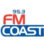 Logo da emissora Radio Coast 95.3 FM