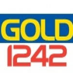 Logo da emissora Radio Gold 1242 AM