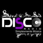 Logo da emissora Disco Rádio
