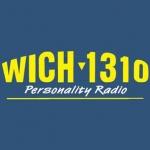 Logo da emissora WICH 1310 AM